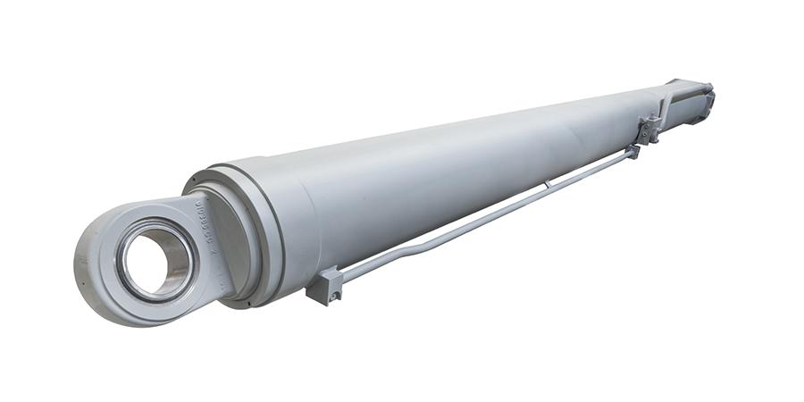 Dubbelverkande hydraulcylinder ø25 upp till ø360 mm